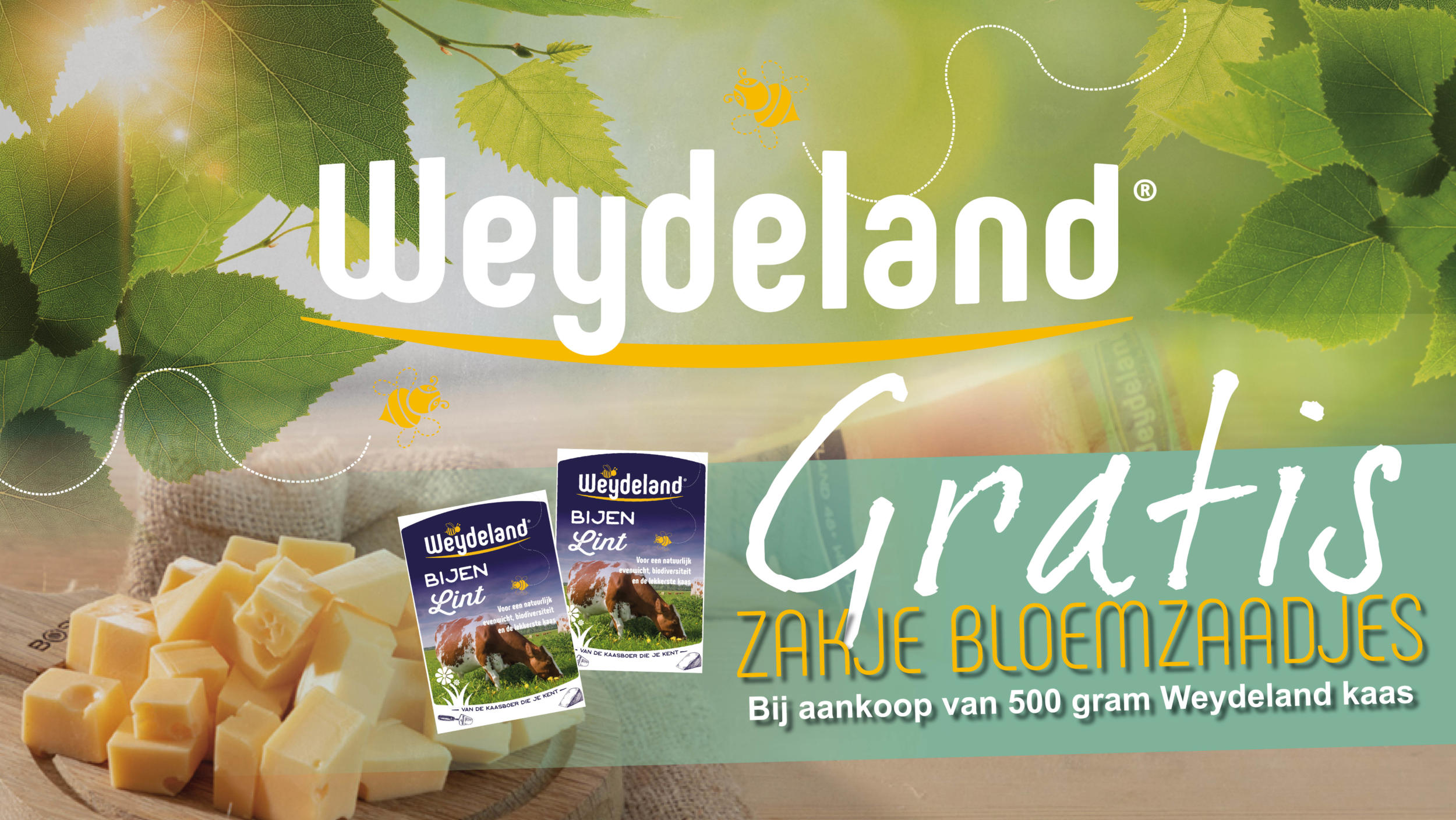 Weydeland Bijenlint